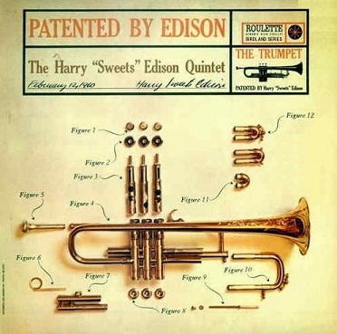 Harry Edison Patented By Edison Roulette R-52041