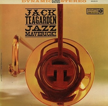 Jazz Maverick Jack Teagarden R-25119