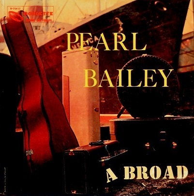 Pearl Bailey A Broad Roulette R-25012