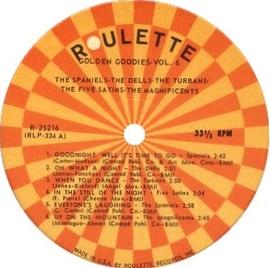 Roulette Label 2