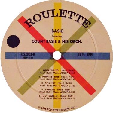 Roulette Label 1