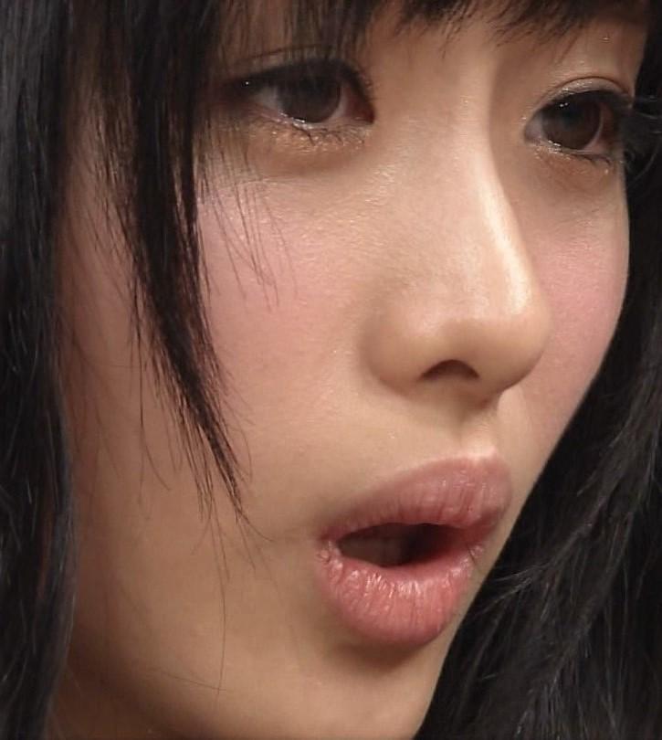 石原さとみの唇11