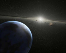 宇宙よりも広く広がる世界