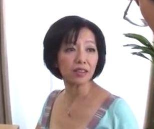 【人妻動画】お義母さん女房よりずっといいよ☆おなにー姿を目撃された人妻の結末w