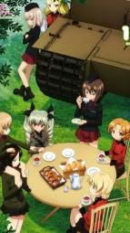 i273521 anchovy assam calendar darjeeling girls_und_panzer itou_takeshi itsumi_erika katyusha nishizumi_maho nonna orange_pekoe uniform