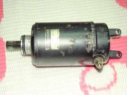 ZRX400セルモーター