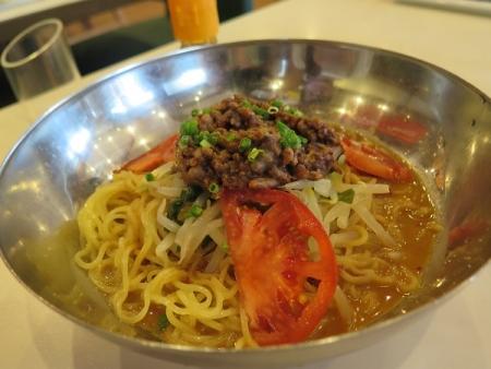 ピリ辛冷やしタンタン麺