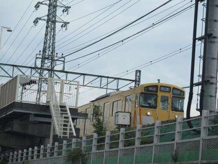 西武拝島線 拝島行き急行