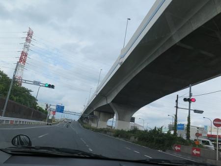 板橋区笹目橋
