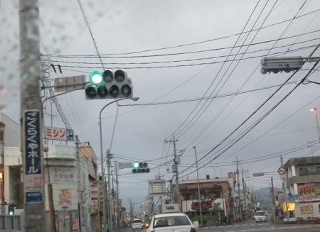 栃木 新鹿沼駅前