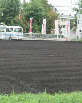 栃木の土は黒い
