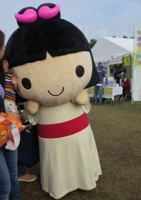 しだみこちゃん・埴輪氏武