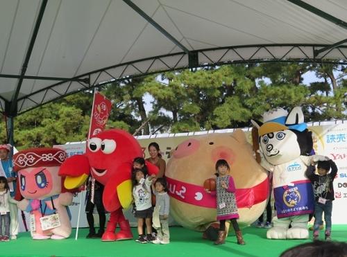 ゆるキャラグランプリ2015