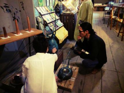 2015 手と間 1日目 青木製陶4