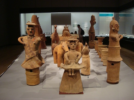 東京国立博物館平成館形象埴輪