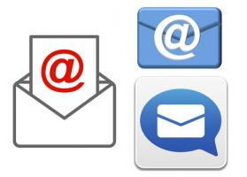 メール 画像