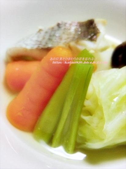 鯛と野菜のポトフ♪