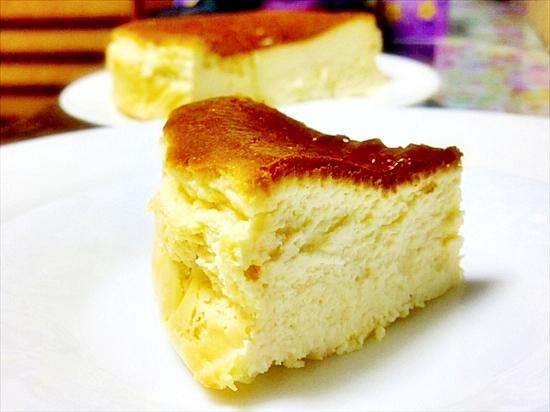 濃厚しっとりチーズケーキ♪