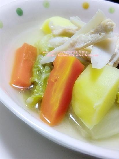 白菜ポトフ♪