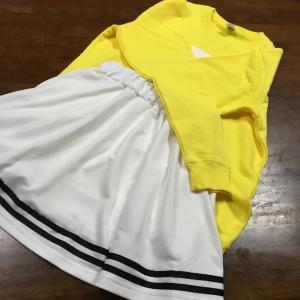 娘の文化祭の服 001
