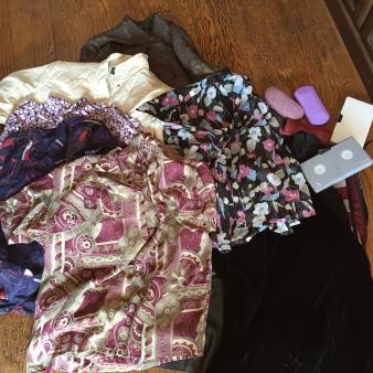 母の遺品の洋服 002