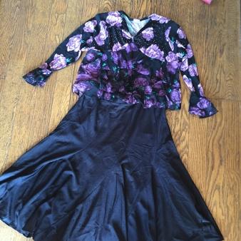 母の遺品の洋服 005
