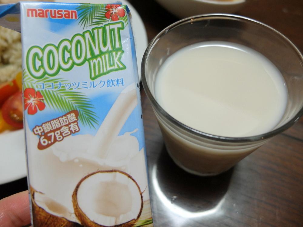 ココナッツミルク02