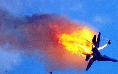 トルコに撃墜されたロシア機