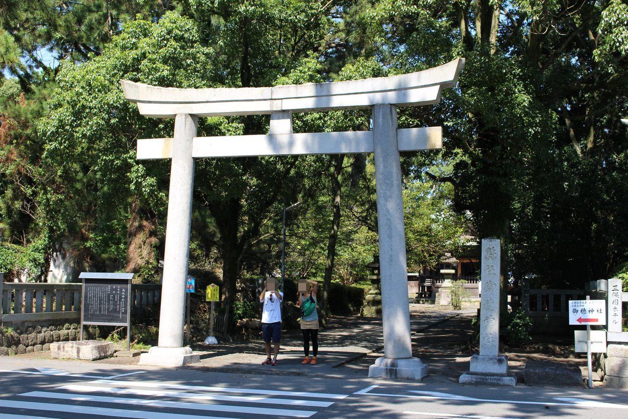 御穂神社-1