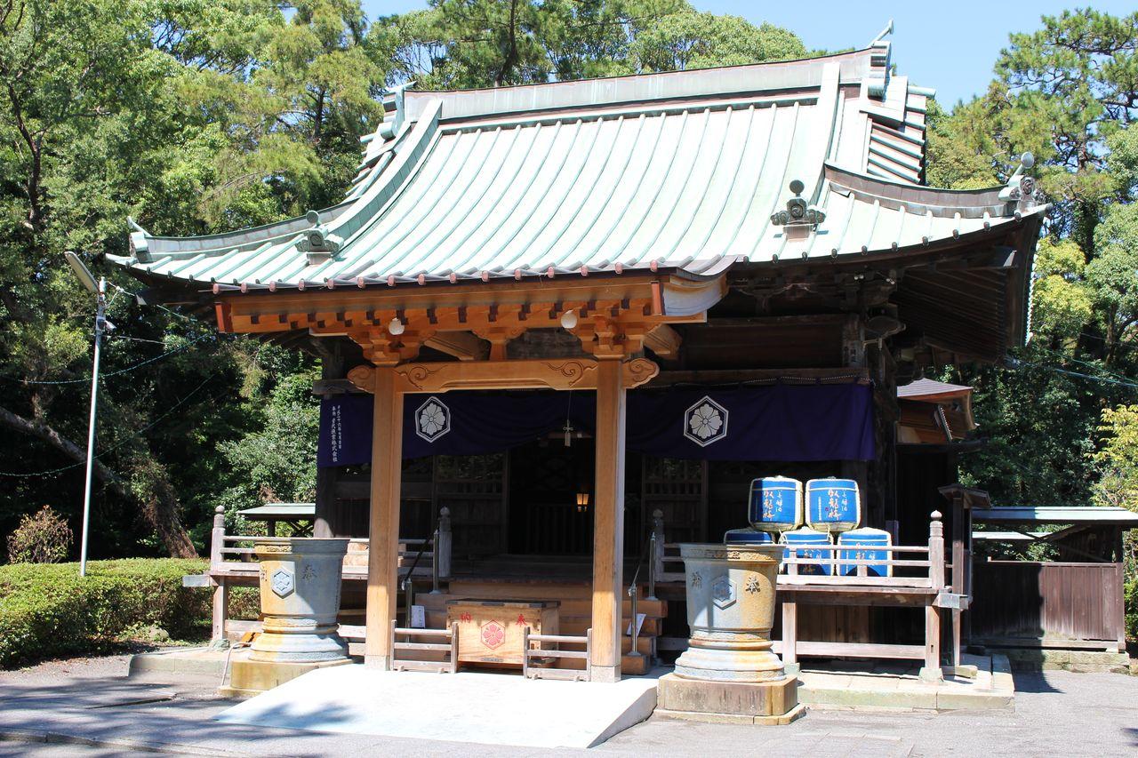 御穂神社-2