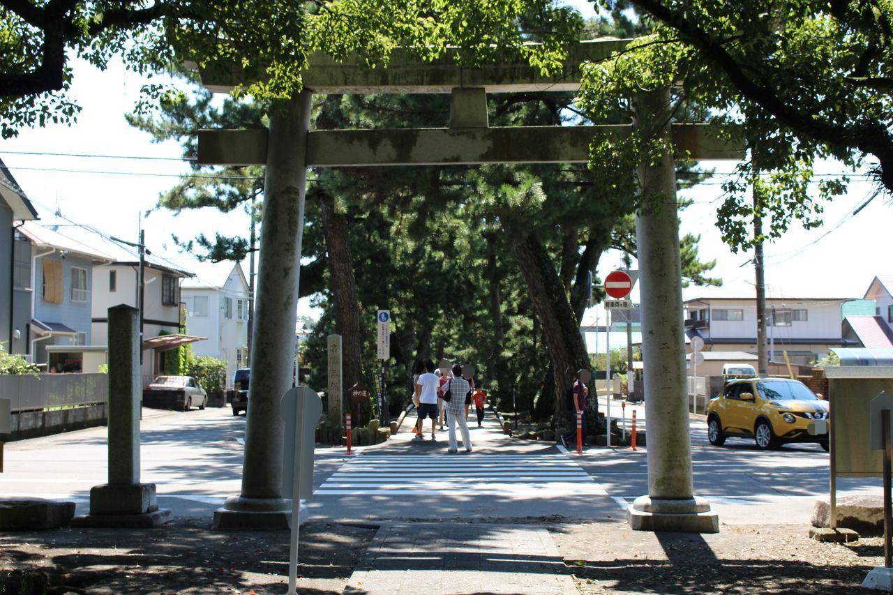 御穂神社-3