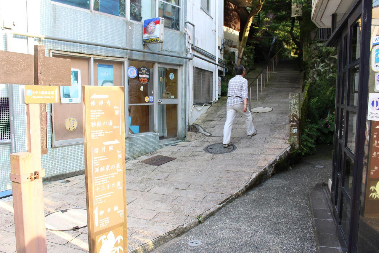 修善寺温泉街-40
