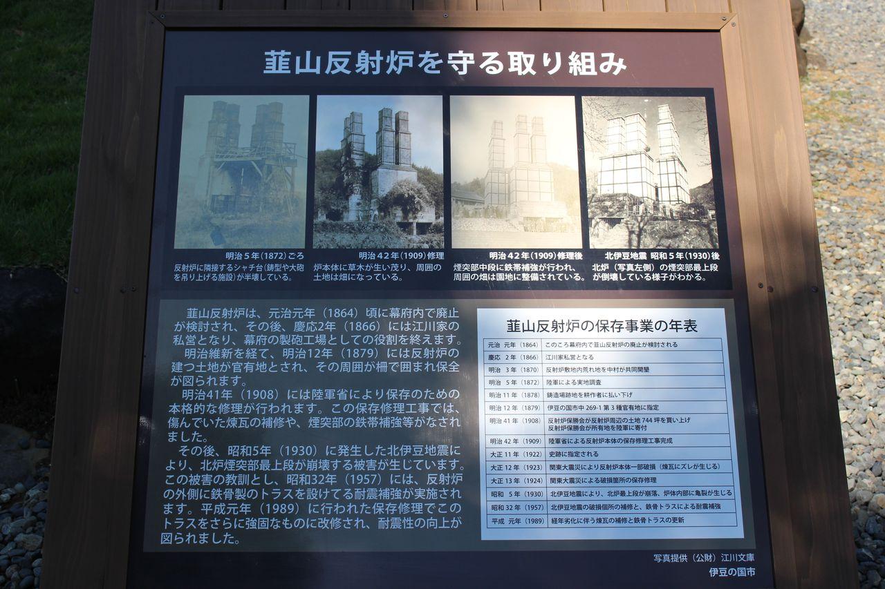 韮山反射炉-11