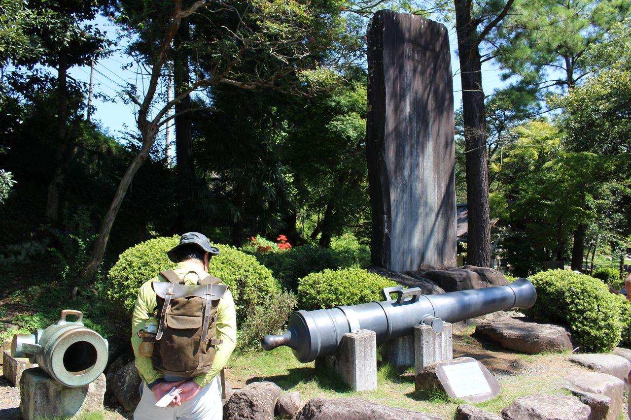 韮山反射炉-20