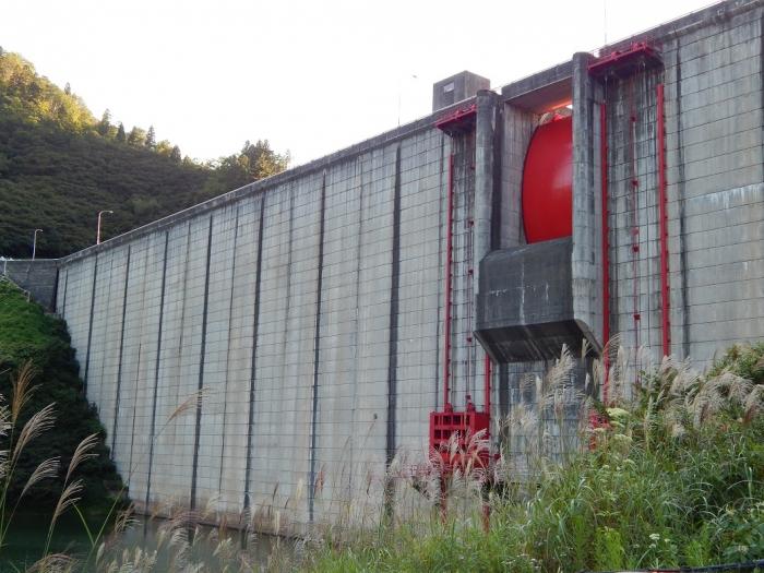DSCN6549加治川治水ダム