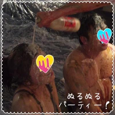 ぬるぬるパーティー2016051615