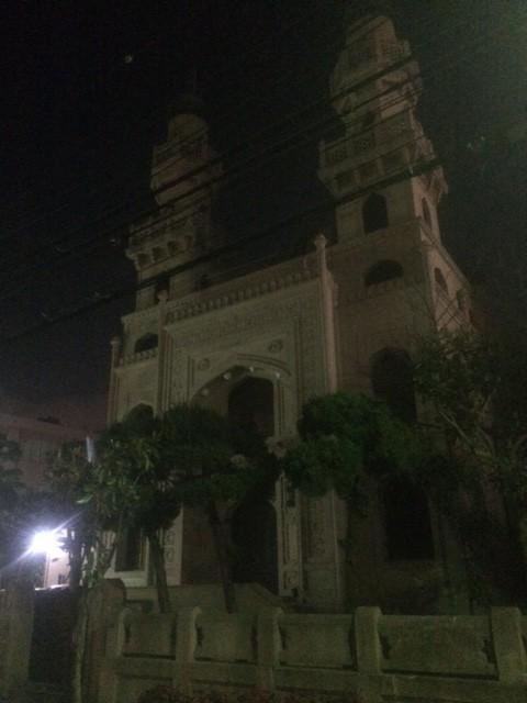 20160101神戸ムスリムモスク