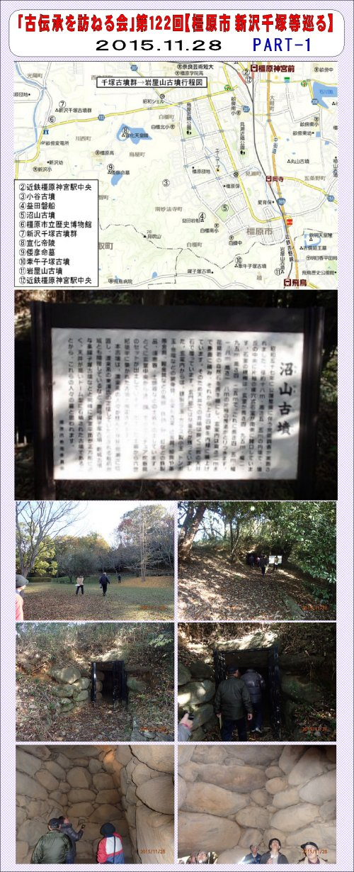 PART-1沼山古墳