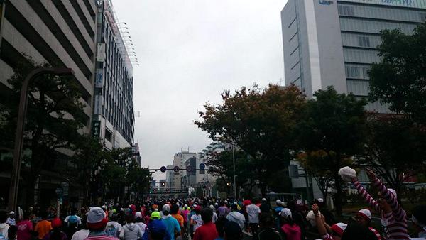 おかやまマラソン2015②