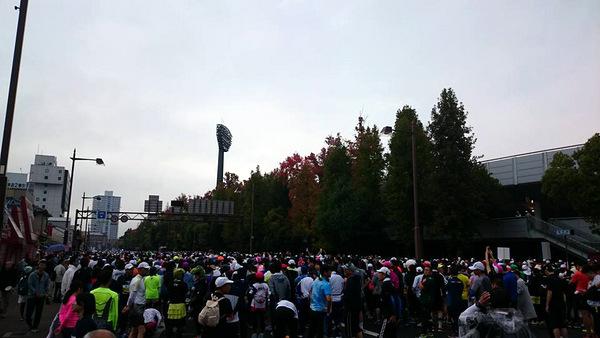 おかやまマラソン2015①
