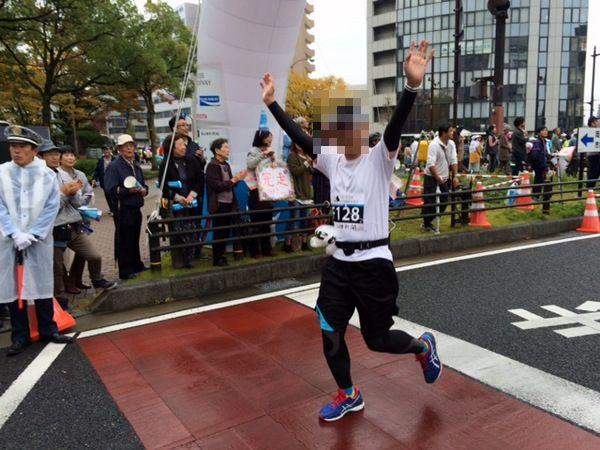 おかやまマラソン2015⑤