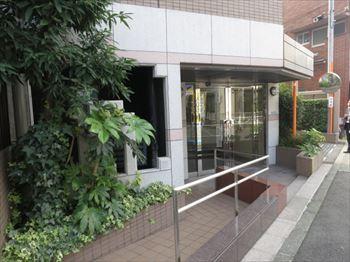 コスモ目黒パルティエエントランス_R