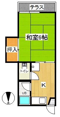 中村荘102