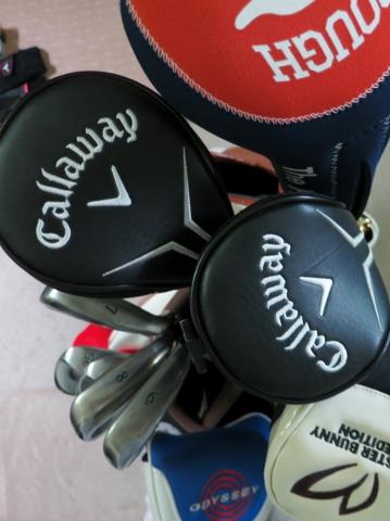 ゴルフは難しいな~