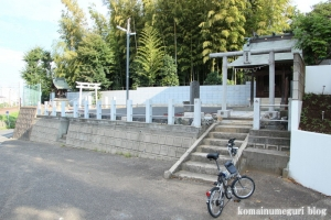 新明神社(志木市柏町)1