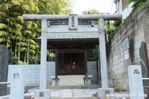 新明神社(志木市柏町)2
