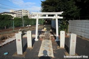 新明神社(志木市柏町)10
