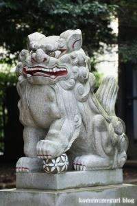 館氷川神社(志木市柏町)12