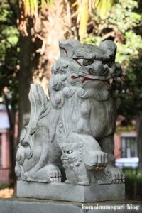 館氷川神社(志木市柏町)13
