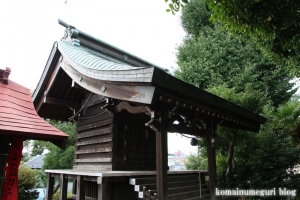 御嶽神社(志木市本町)9